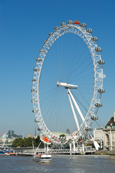 London Eye repaired with CT1