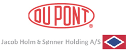 DuPont and Jacob Holm logos