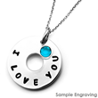 Hand Stamped Personalized Jewelry from StickyJ