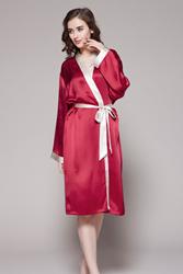 silk robes women