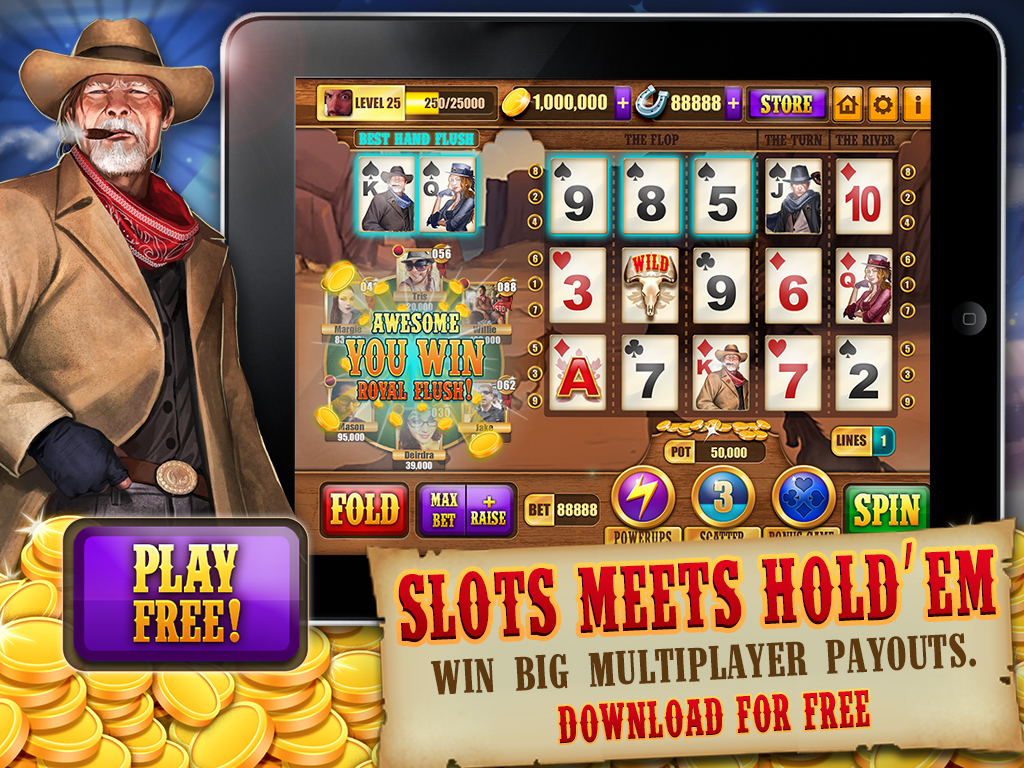 TouchSpin Revolutionizing Social Casino Gaming With Texas Reels