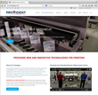 Provident Group Introduces New Website with Flexo Doctor Blade and End...