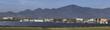 Panorama of DuPont Cernay Solar Installation