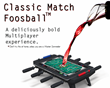 New Potato Technologies Classic Match Foosball™ Redefining FIFA: Fine iPad Foosball Accessory