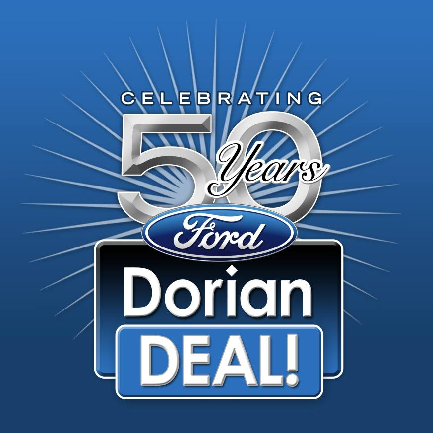 Dorian Ford Announces 50th Anniversary Lease Specials On Fusion Escape And Focus Models