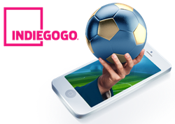 Thanks for supporting us in INDIEGOGO