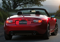 Mazda MX-5 25th Anniverary Limited Edition