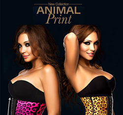 New Ann Chery Animal Print Collection