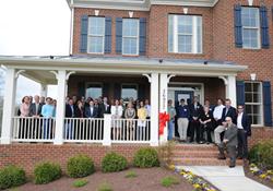 new home construction Chantilly Virginia