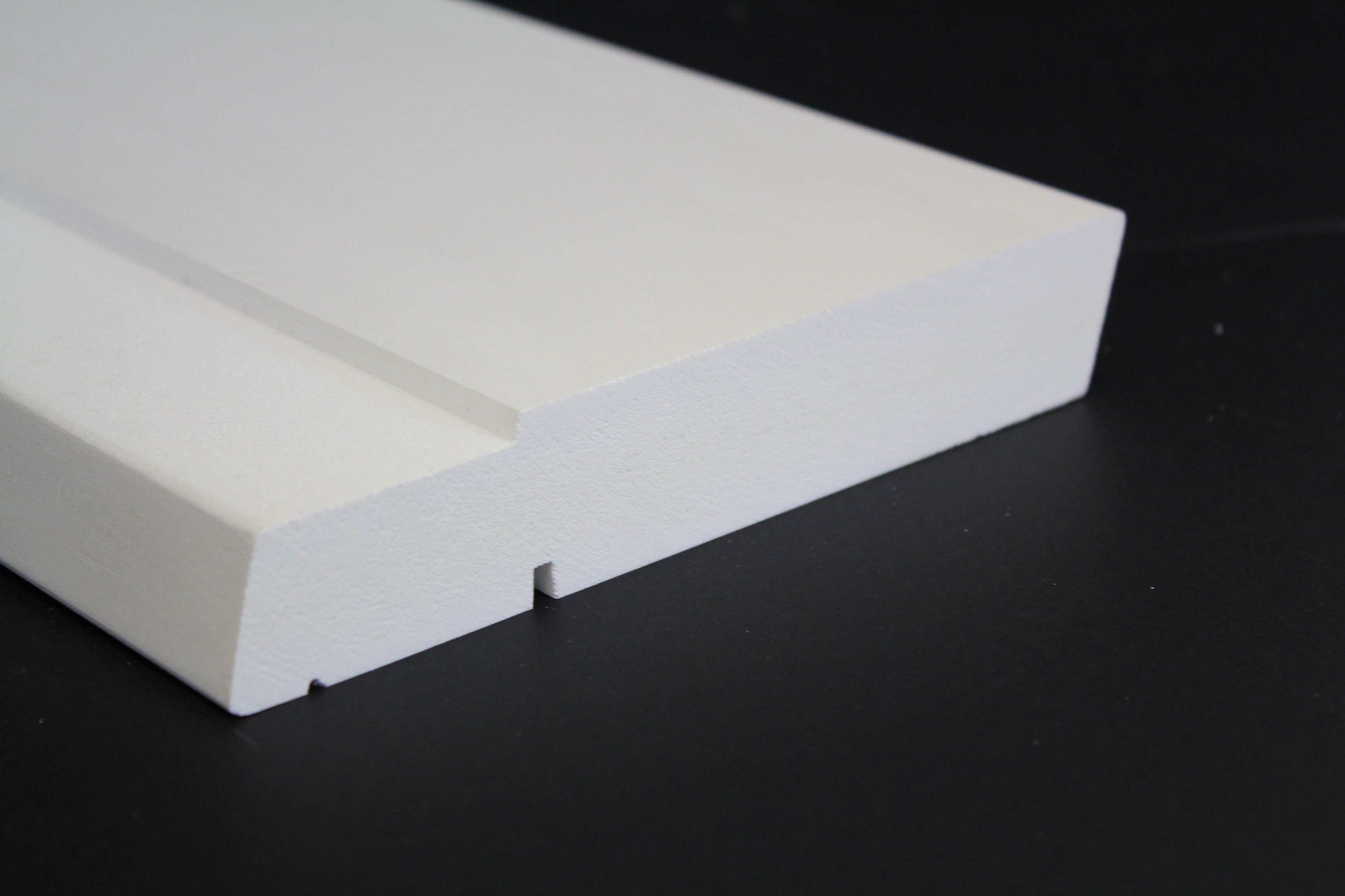 Pvc exterior window sill stock for Window sill replacement