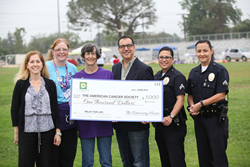 The Discovery House Donates and Sponsors the yearly Los Angeles Relay for Life