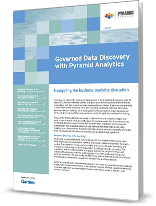 Exclusive Pyramid Analytics Newsletter featuring Gartner Research