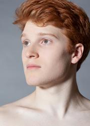 Pennsylvania Ballet dancer Alexander Peters. Photo: Alexander Iziliaev.