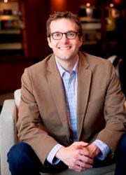 Jason Pinter, Britannica CFO