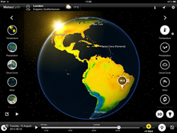 MeteoEarth App Review
