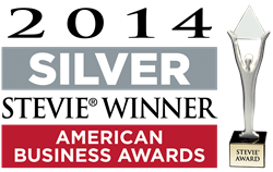 2014 Nutricap Labs American Business Awards Silver Stevie Winner
