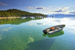 Lake Tahoe's azure waters are perfect for water sports – or just enjoying relaxing views (© The Landing Resort & Spa).