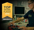 Mountz, Inc. Named One of the Top Workplaces in 2014 by Bay Area News Group