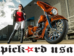 Harley Bagger Motorcycle Builder Dallas - Fort Worth Texas