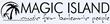 Magic Island Records logo