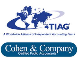 TIAG's North American expansion strategy  accelerates with the addition of Cohen & Company.
