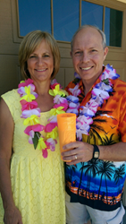 Patrice and Larry Gerber, Colorado Maui Wowi Franchisees