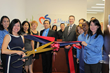 1Heart Caregiver Services Ribbon cutting ceremony