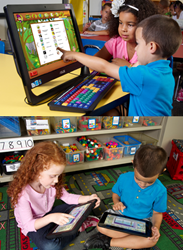 AWE Student Learning Center Digital Learning for PreK - Third Grade