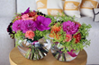Pink party flowers - event flowers delivery London UK - flower gift shop Flower24hours