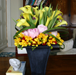 Stylish flowers for Summer. Flower delivery service London Flowers24hours.co.uk - one of the top florist delivery London. Send flowers UK