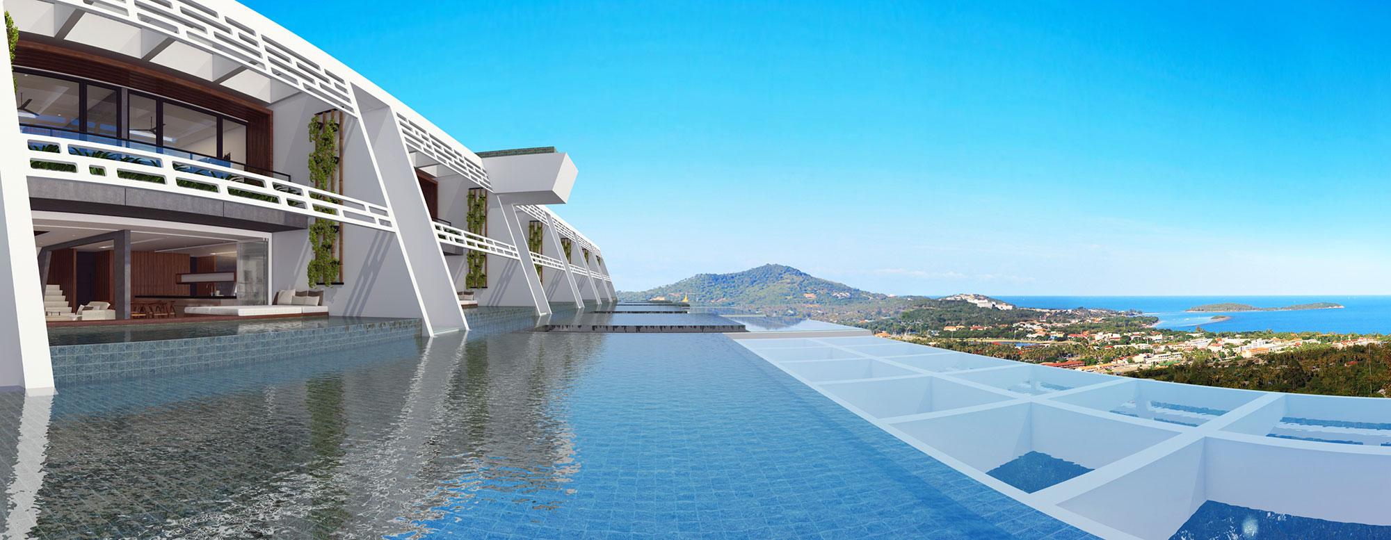 Luxury Living Sets The Standard On Koh Samui