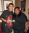 Robin Roberts and Thais Mills