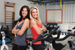 Franca Stadvec and Angela Bennett of Fit On Studios