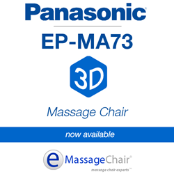 Panasonic EP-MA73 Massage Chair New Release