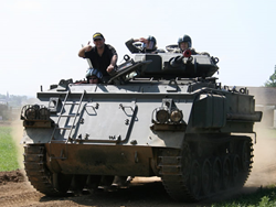 New Tank Driving Experiences from Trackdays.co.uk