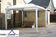 Long-lasting and innovative school canopies which provide all year round outdoor play spaces