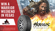 Hercules Tires® Launches Warrior Weekend Sweepstakes