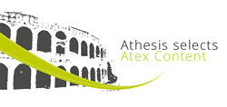 Athesis selects Atex Content
