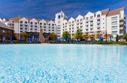 Hyatt Regency Chesapeake Bay Swimming Pool