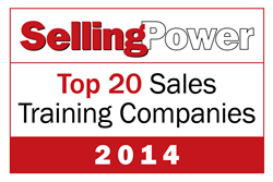 2014 Top 20 Sales Training Companies