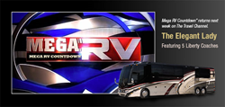 Mega RV Countdown |  RV Week | Liberty Coach