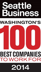 Chronus Named One of Washington's Best Companies to Work For