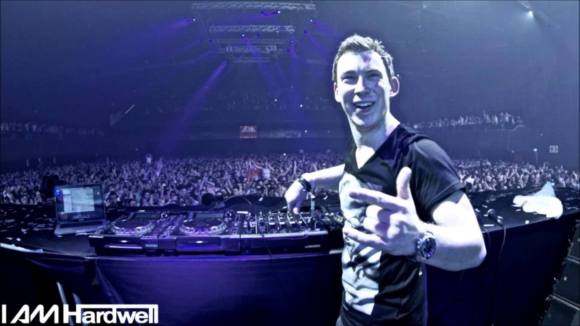 Dj Hardwell Announces His North American Tour Quot I Am