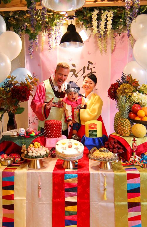 Beyond Birthdays—Blessing Life with miss KOREA BBQ's Doljanchi