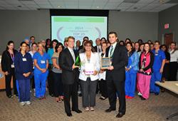 The Deirdre Imus Environmental Health Center at HackensackUMC is Leading Healthcare Sustainability