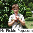 Mr Pickle Pop Provides Picklepops for Scottish Rite Childrens Hospital...