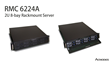 Acnodes' 2U Rackmount Computer Features Single Xeon E3 Quad Core...
