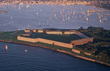 National Historic Landmark Fort Adams