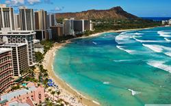 Oahu Hotel, Courtyard Marriott Waikiki