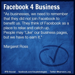 Business Marketing Social Media Margaret Ross